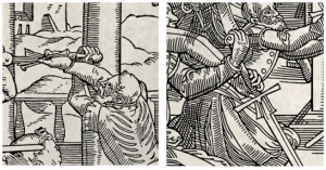 Meyer longsword grips