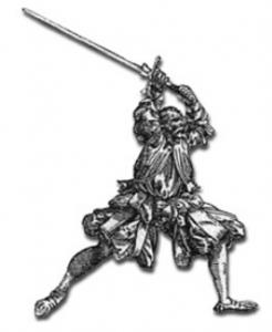 Meyer oberhut tag guard longsword