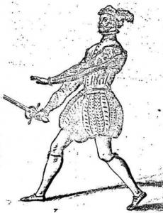 viggiani sidesword guard position