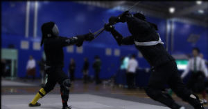 Longsword fencers festival of the sword